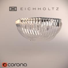 Eichholtz Ceiling Lamp Hyeres 3D Model