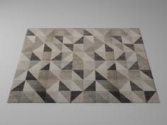 Pile carpet 3D Model