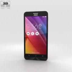 Asus Zenfone Go ZC451TG Rouge Pink 3D Model
