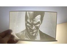 Batman vs joker 3D Print Model