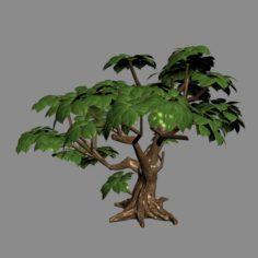 Koike Town – Plant 03 3D Model