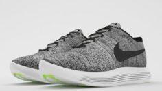 Nike LunarEpic Low Flyknit 2 3D Model
