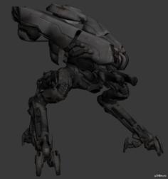 Ceph-Pinger 3D Model