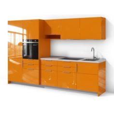 Kitchen DE01300113 3D Model