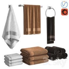 Towels                                      3D Model