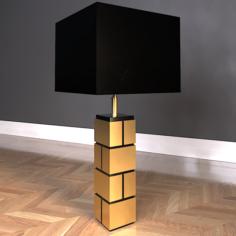 Eichholtz Table Lamp Reynaud 3D Model
