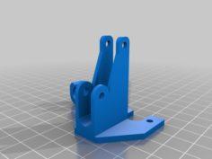 flexible upgrade from gazz001 guide wheel 3D Print Model