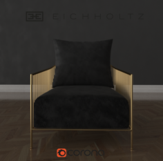 Eichholtz Chair knox 3D Model