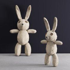 Bunny 3D Model