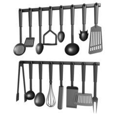 Cookware 01 3D Model