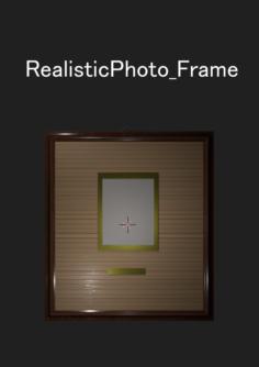 PhotoFrame 3D Model