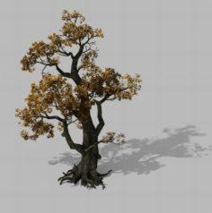 Brutal tribe – tree 16 3D Model