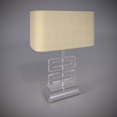 Eicholtz Table Lamp Umbria 3D Model