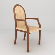 K08 armchair 3D Model