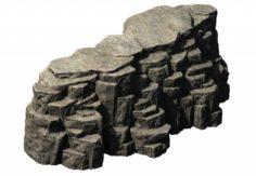 Tongtianhe – Quartet stone 02 3D Model