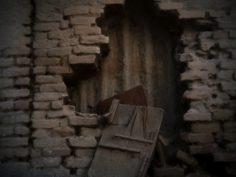 Bricks wall dameged 3D Model