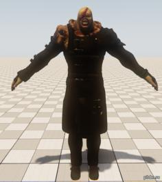 Nemesis 3D Model