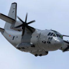 Alenia C-27J Spartan 3D Model