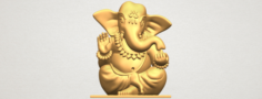 Ganesha 02 3D Model