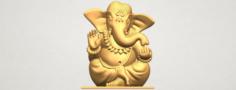 Ganesha 02 3D Model