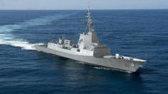 Hobart Class Destroyer 3D Model