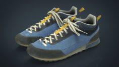 Trekking Sneakers 3D Model