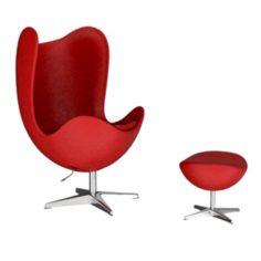 Egg Chair Free 3D Model