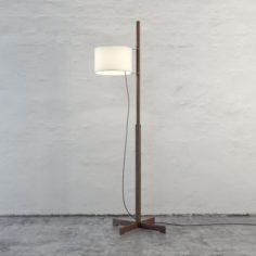 Telescopic Leg Floor Lamp 3D Model