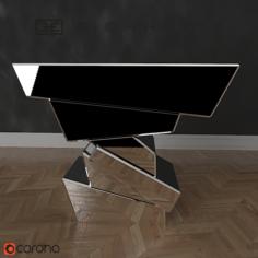 Eichholtz Console Table Elbaz 3D Model
