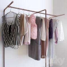 clothing set-13                                      3D Model