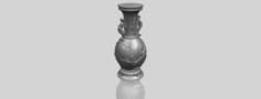 Vase 03 3D Model