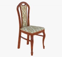 Furniture Dining Chair 3D Model