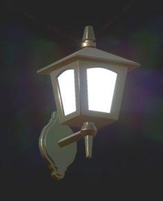 Lantern 4 3D Model