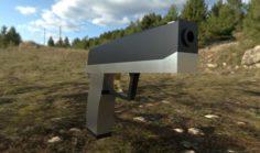 High Quality USP 3D Model