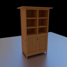 Cabinet Free 3D Model