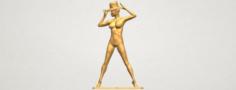 Naked Girl 15 3D Model