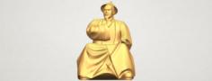 Dinasty Qing 3D Model