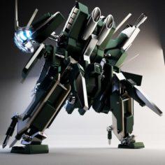 Metal Gear Rex – Robot 3D 3D Model