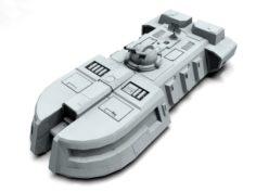 Star Wars – ITT Imperial Troop Transport VR – AR – low-poly 3D Model