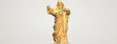 Jesus – Funny 3D Model
