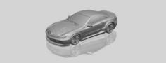 Mercedes AMG Black Series 3D Model