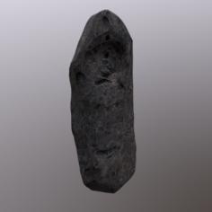 Stone 04 3D Model