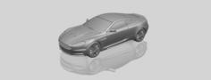 Aston Martin DBS 3D Model