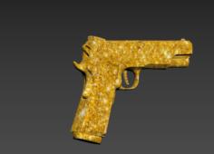 Pestolet 3D Model