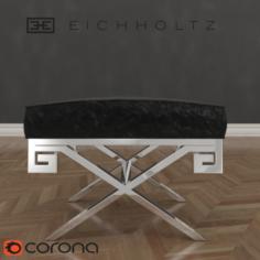Eichholtz Stool Okura 3D Model