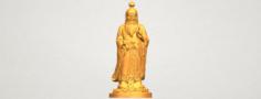Tai Shang Lao Jun 3D Model