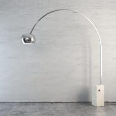 Outdoor Floor Lamp 3D Model