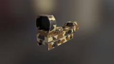 TargetOptic 3D Model