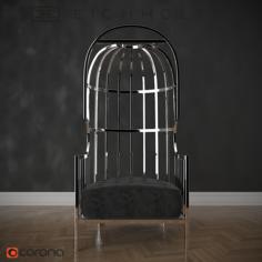 Eichholtz Chair Bora Bora 3D Model
