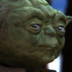 Yoda MASTER 3D Model